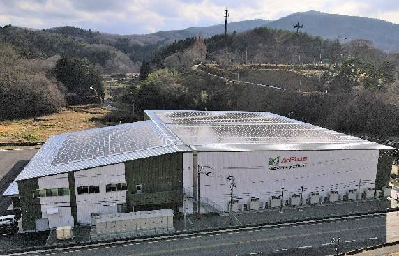 Farm & Factory TAMURA外観 (福島県田村市)