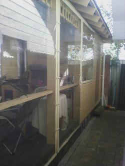 Мягкое окно на ремешках (4)