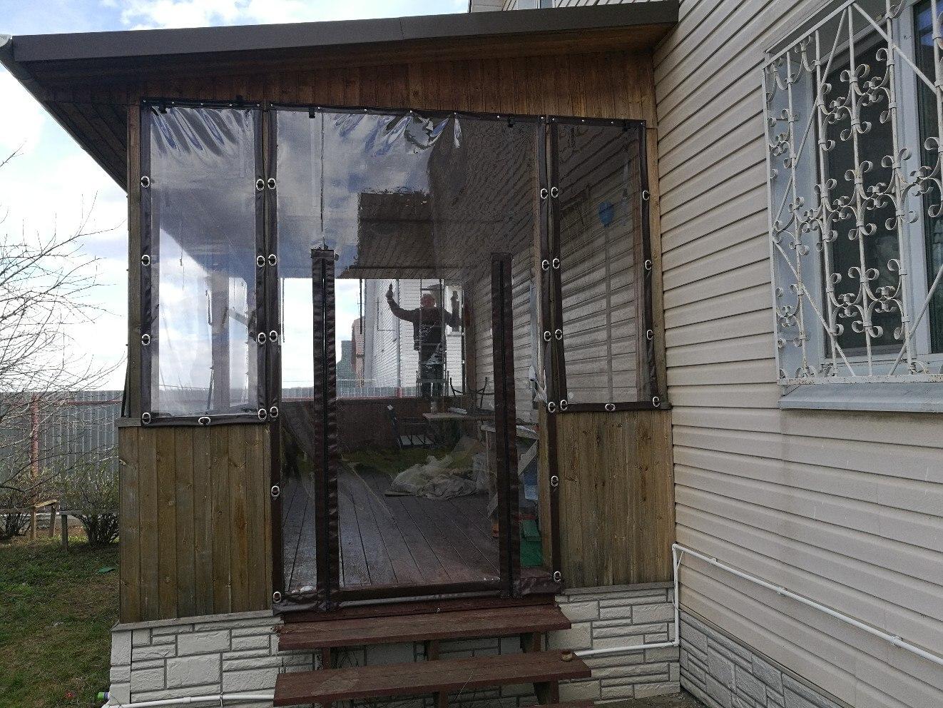 Мягкое окно в беседку (8)