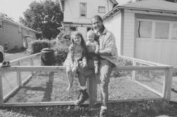 Family Tested Garden Fence