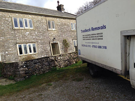 Troutbeck Removls, removal, man and van, house removals Bradford,Shipley,Leeds