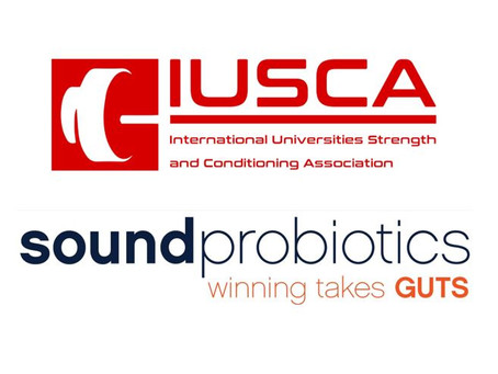 IUSCA Welcomes Sound Probiotics as Sponsor