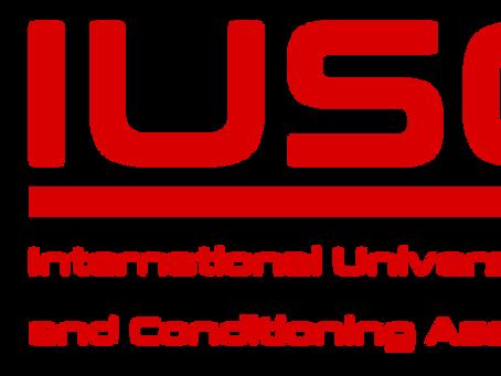 International Universities Strength and Conditioning Association Launch Statement