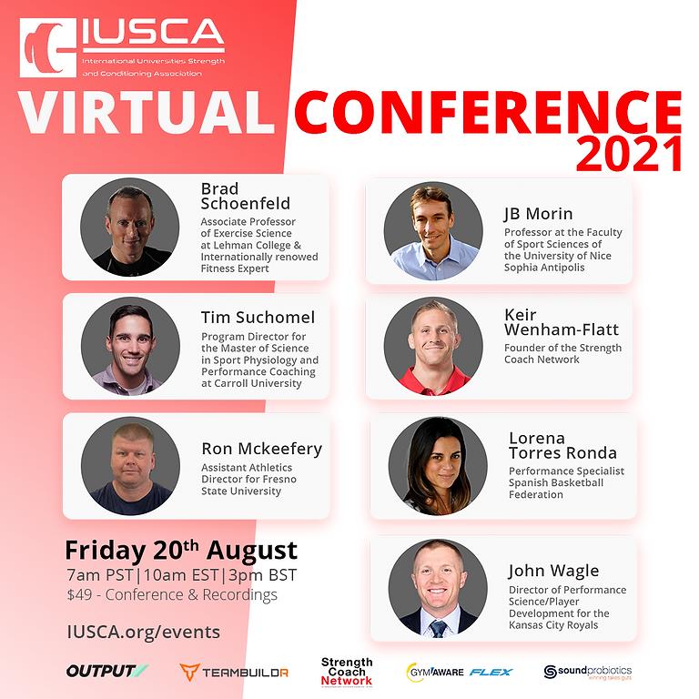 IUSCA Virtual Conference