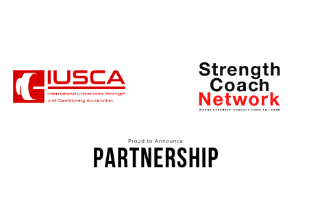 IUSCA develops educational partnership with the Strength Coach Network
