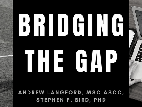 Bridging the Gap: Why Strength and Conditioning Practitioners and Researches Should Collaborate