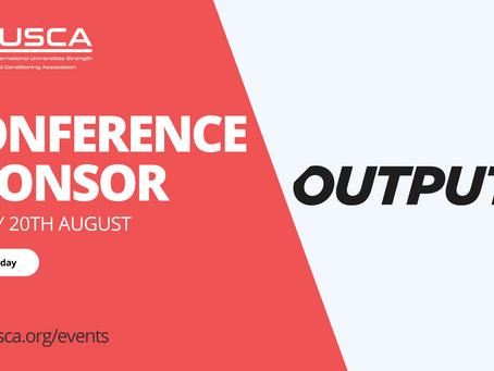 IUSCA Conference Sponsor   Output