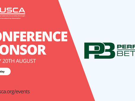 IUSCA Conference Sponsor   Perform Better