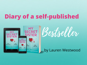 New Blog Home for Diary of A Self-published Bestseller!