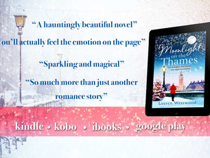 Moonlight on the Thames Author Interview