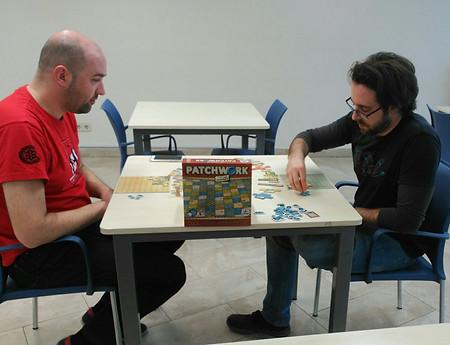Torneo de Patchwork de Maldito games