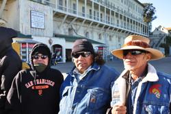 Tony, Jimbo and Riki at THE ROCK November 20, 2011.JPG
