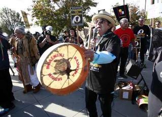 Justice Department intervenes in Redskins trademark protection lawsuit