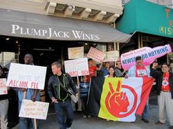 fee on alcohol start at SF Da Mayor's outlets!.JPG