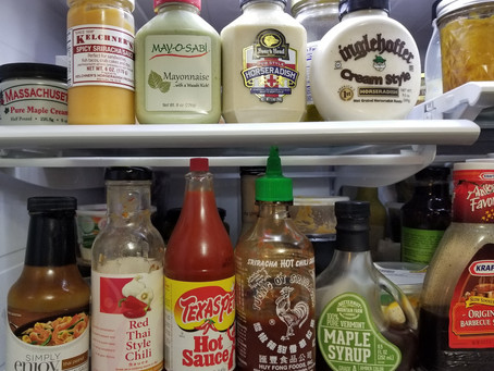 Crazy for Condiments