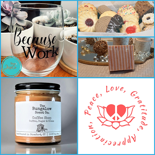 Peace & Gratitude Gift Box