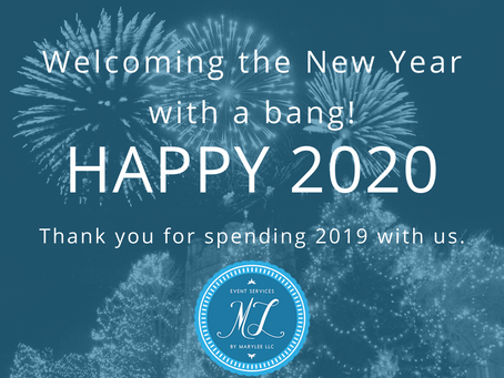 We hope your New Year is event-full!