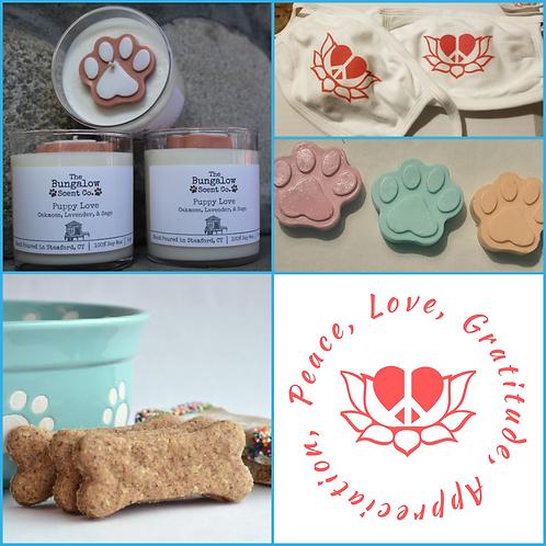 Puppy Peace Gift Box
