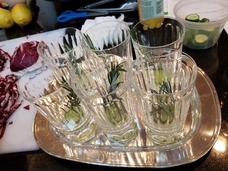 Refreshing Mocktails, Anyone?