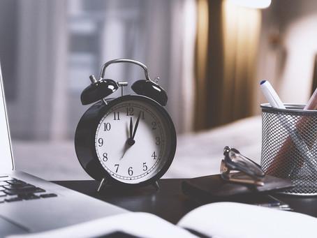 Blurred Lines: Home/Work/Life Balance