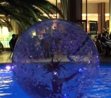 STARWOOD HOTEL AND RESORTS | DANCERS | CIRQUE ACTS