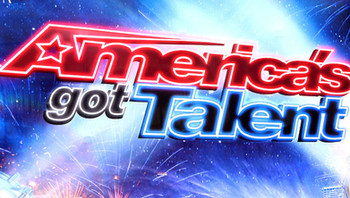 America's got talent ident
