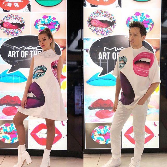 Mac Cosmetics - Art of The Lip Dublin