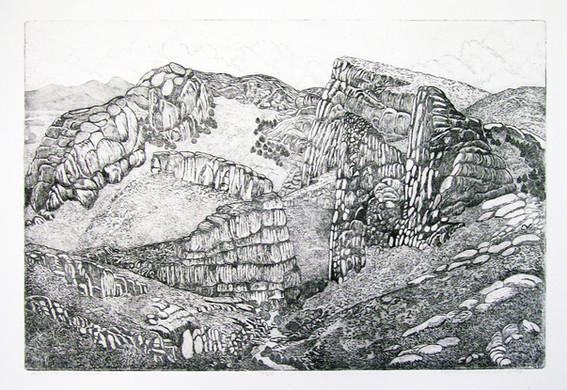 Phantom Canyon Pinnacles