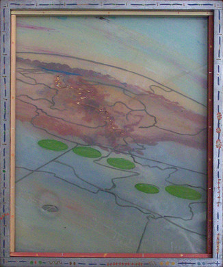 Untitled (Airplane view of Phantom Canyon Ranch)