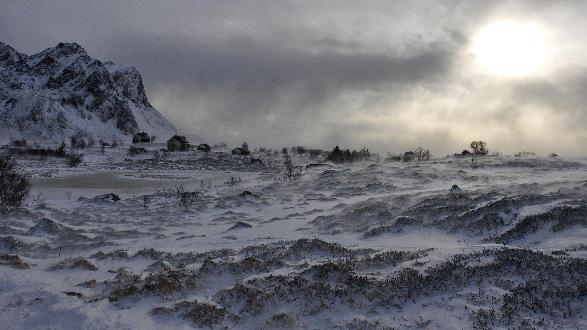 Norvège Lofoten