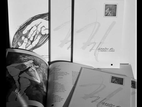Recueil de poèmes illustrés