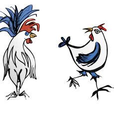 Coq ou poule ?