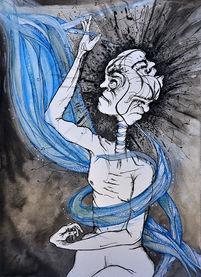 Inspiré par Le Horla (Maupassant)