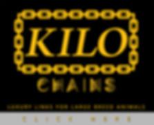 Kilo Chains Luxury Links For Large Breed Animals Kilochains.com