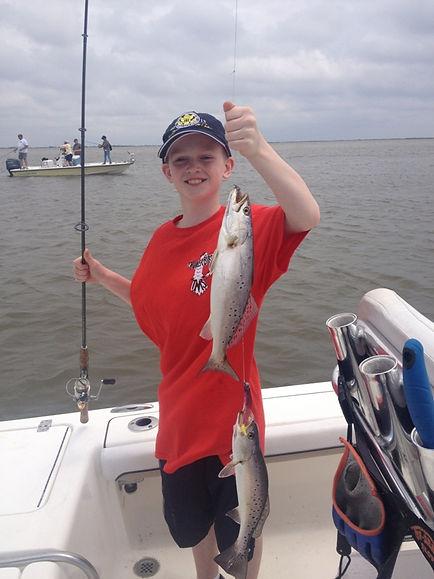 houma louisiana charter fishing