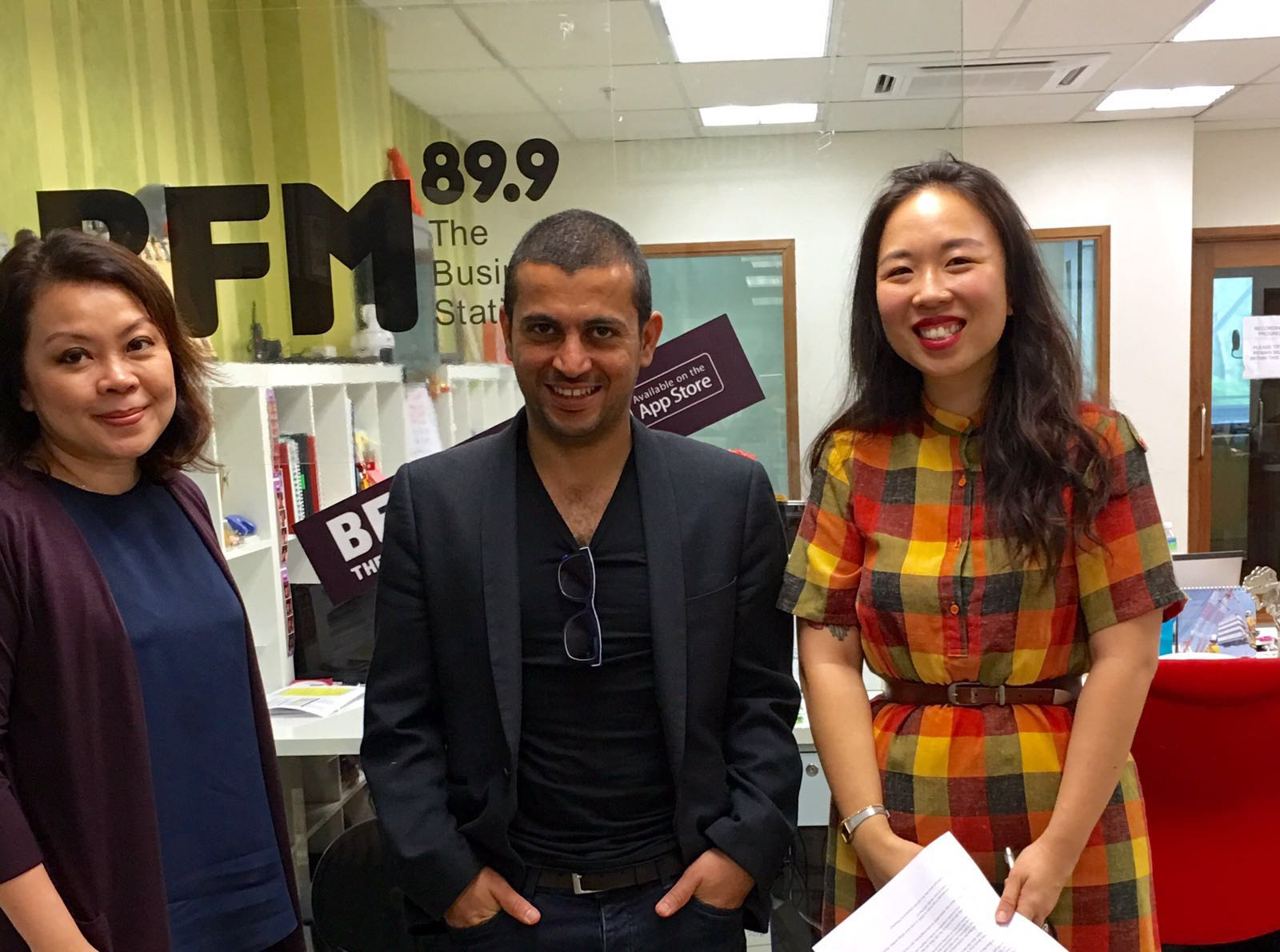 Interview with BFM Radio KL