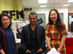 Interview with BFM Radio KL