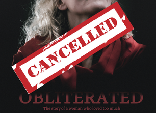 Why I cancelled Obliterated - My  Upcoming Play with Maxine Peake