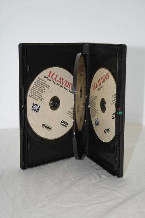 DVD Quad Case, Black (price for 100)