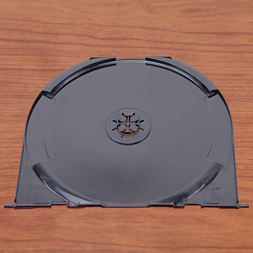 DVD Snap-In Tray, Black (price for 134)