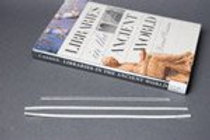 """Single Sided 6.5"""" Security Strips (price for 1,000)"""