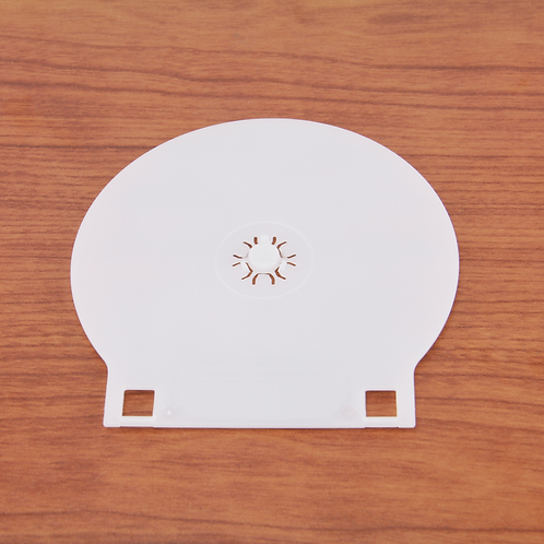 CD Snap-In Tray, White (price for 100)