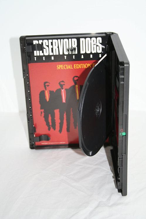 Dual DVD Case, Black (price for 100)