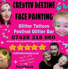 facepaint and glitter station hire.jpg