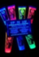 glow parties
