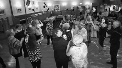 dancing party dj entertainment