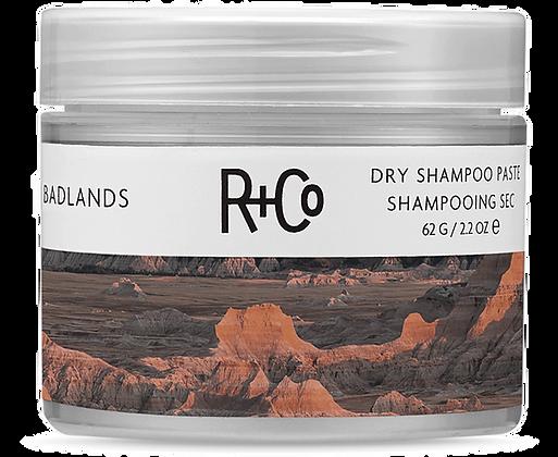 R+Co Badlands Dry Shampoo Paste | 62g