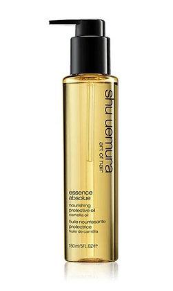 shu uemura essence absolue nourishing protective hair oil  | 150ml