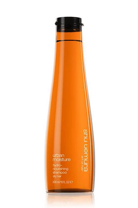 shu uemura urban moisture shampoo  | 300ml