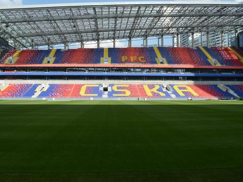 Арена ЦСКА получила сертификат высшей категории